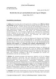 Lagebericht Äthiopien 2017