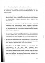 Wesentliches Ergebnis der Verwaltungsermittlungen zu Rainer Wendt