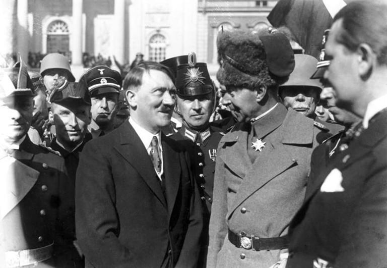 Heute geburtstag hitler wer hat Adolf Hitler