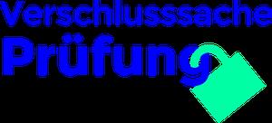 Logo Verschlusssache Prüfung